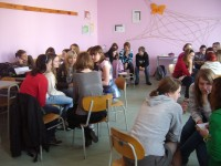 Probíhají interkulturní semináře na školách!