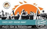 Vedoucí miniworkcampů