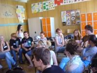 Interkulturní seminář Plzeň (hotelová škola)