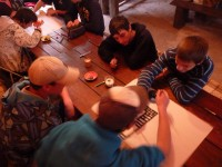 MINIWORKCAMP Hartenberg 18.-20.10.2011