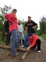 MINIWORKCAMP Kostelecké Horky 7.-9.9.2011