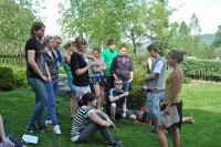 MINIWORKCAMP Čmelák 9.-11.5.2012