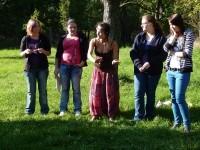 Prožitkový kurz 03. - 05. 10. 2012