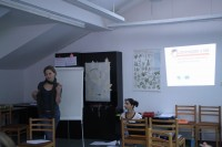 Školení multiplikátorů PODHRADÍ 2012