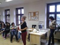 Interkulturní seminář, Horažďovice (15.11.2012)