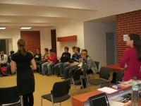 Interkulturní seminář, Kutná Hora (23.11.2012)