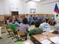 Interkulturní seminář, Beroun (28.11.2012)