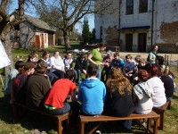Prožitkový kurz, Kostelecké Horky (15.-17.4.2013)