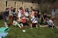 Prožitkový kurz & Miniworkcamp (22.-26.4.2013 )